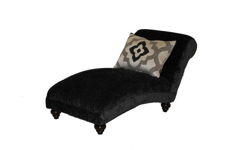 Tara V Armless Chaise
